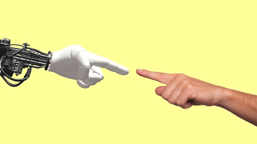 robot nüfusu