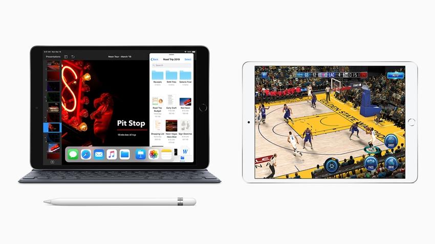Apple, Yeni iPad Air ve iPad Mini'yi Piyasaya Sürdü