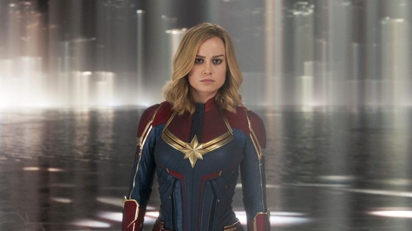 Captain Marvel, 500 Milyon Dolar Gişe Hasılatına Ulaştı!