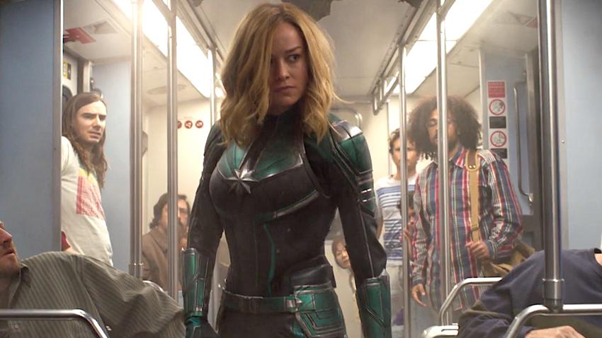 Captain Marvel İzleyenlerin Aklını Kurcalayan Soru