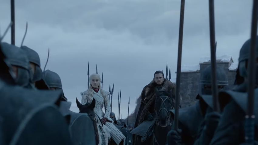 Game of Thrones Sekizinci Sezon Fragmanı Yayınlandı