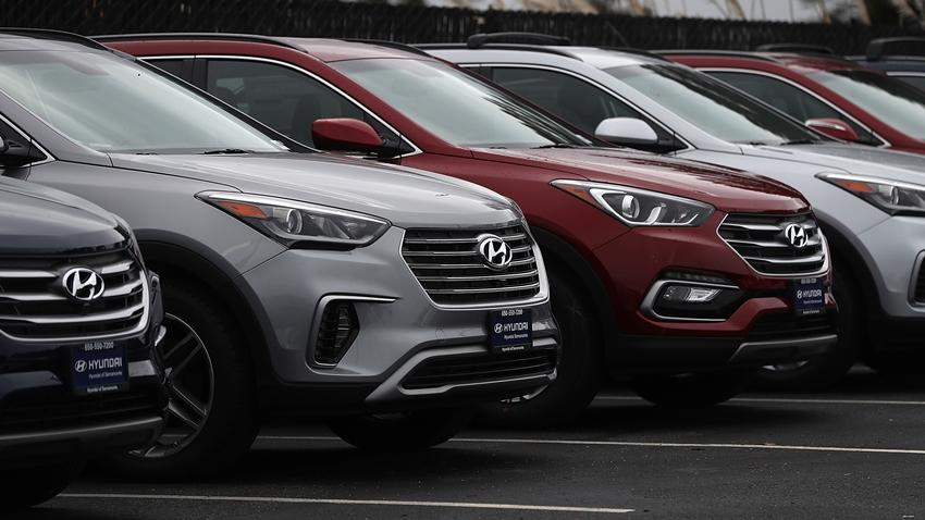 Kia ve Hyundai, Yangın Riski Sebebiyle 500 Bin Aracı Geri Çağırıyor