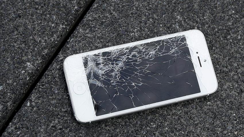 Kırık Cep Telefonu Ekranlarından Yeni Ekranlar Üretiyorlar