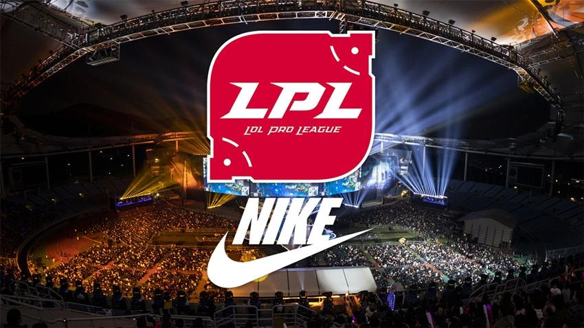 Nike, Çin'deki E-Spor Oyuncularının Forma Sponsoru Oldu