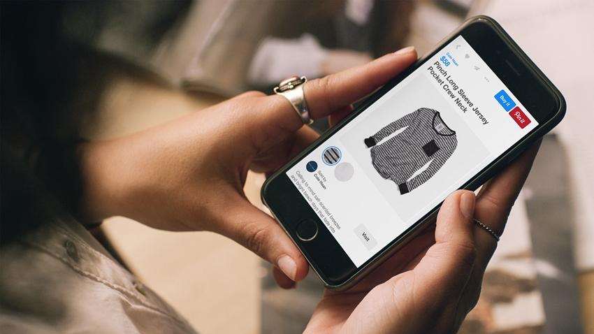 Pinterest, Yeni Alışveriş Özelliklerini Kullanıma Sundu