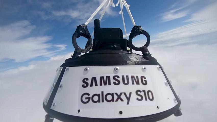 Samsung Galaxy S10'un Ünü Dünya'yı Aştı!