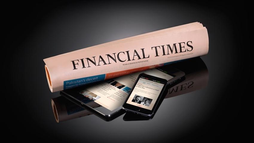 The Financial Times, Ünlü Medya Şirketini Satın Alıyor