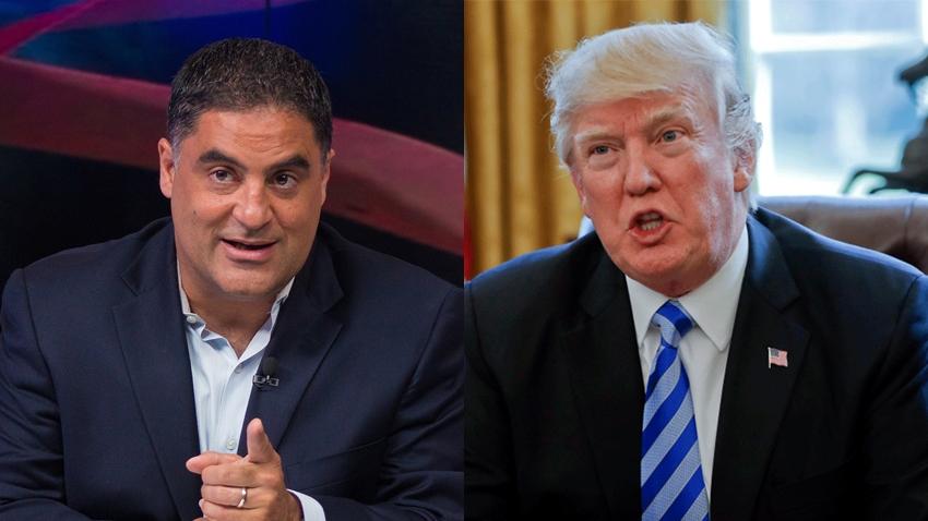 Türk Kökenli Televizyoncu, ABD Başkanı Trump'a Meydan Okudu