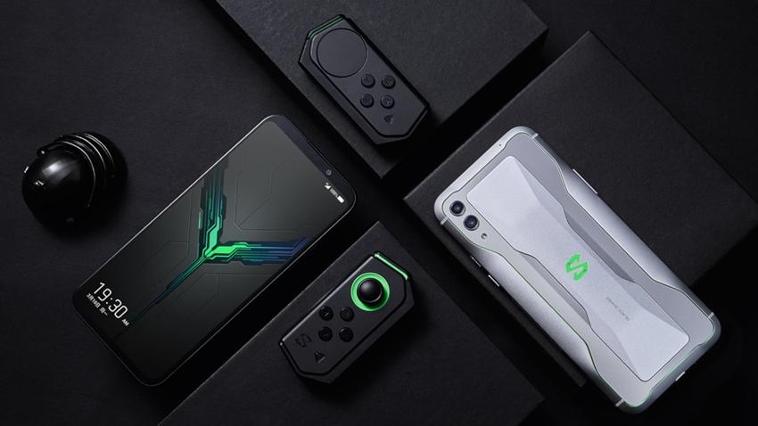 Xiaomi, Yeni Oyuncu Telefonu Black Shark 2'yi Tanıttı