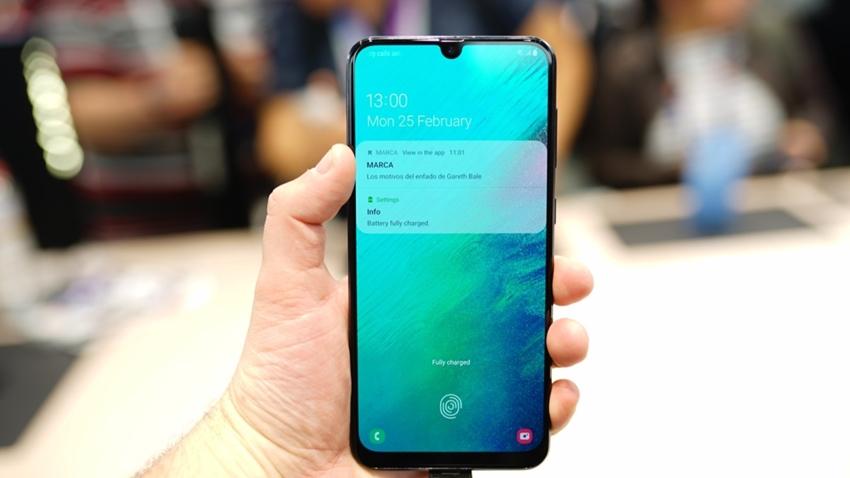 Samsung Galaxy A80, Lansmana Saatler Kala Ortaya Çıktı