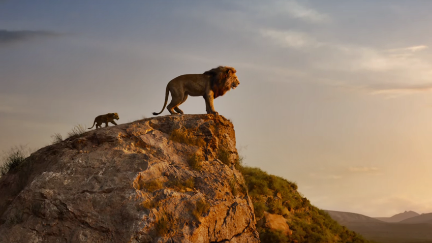 The Lion King Filminden Yeni Fragman