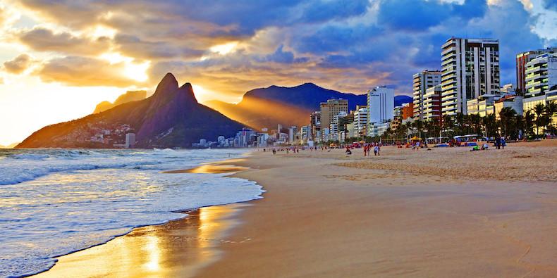 21. Rio de Janeiro - BREZİLYA