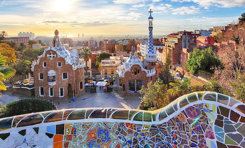 8. Barcelona - İSPANYA