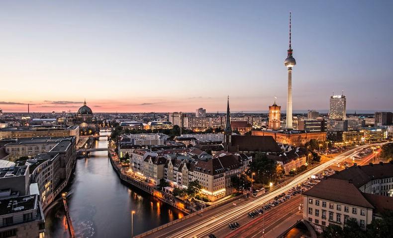 11. Berlin - ALMANYA