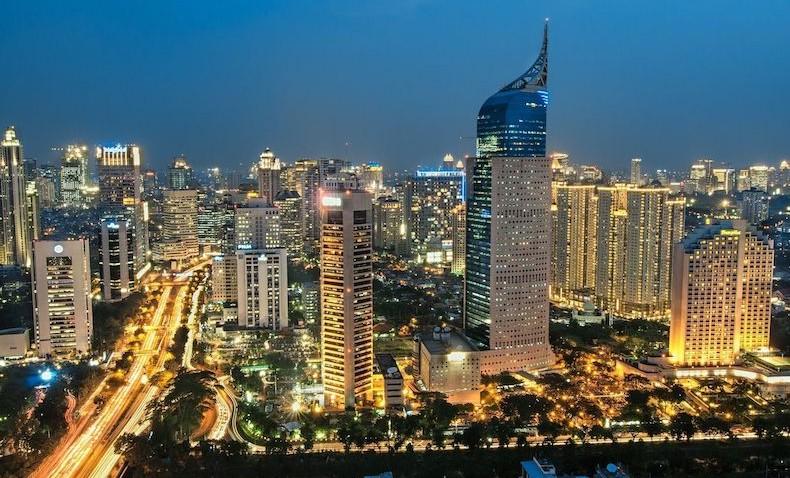 6. Jakarta - ENDONEZYA
