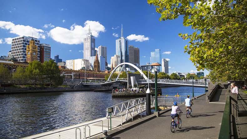 18. Melbourne - AVUSTRALYA