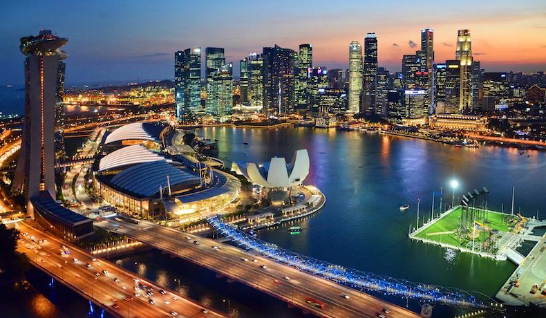 14. Singapur