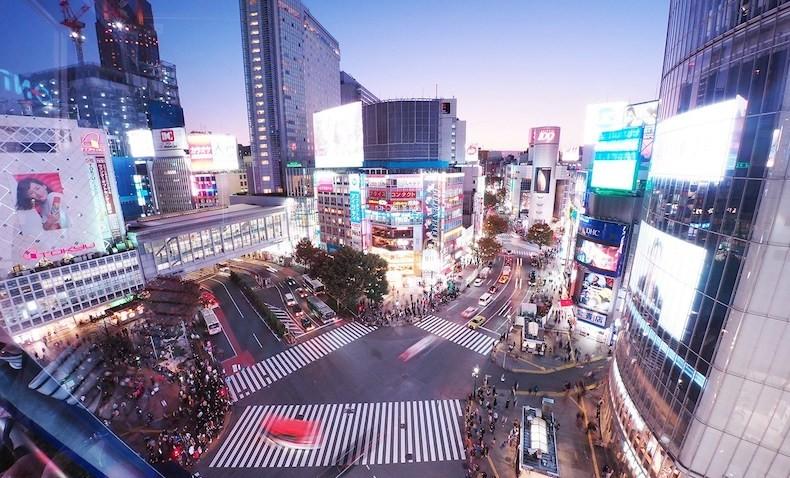 10. Tokyo - JAPONYA