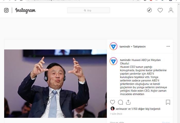 Instagram fotoğraf açma