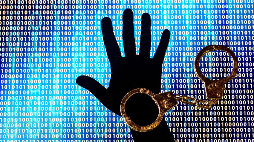 Siber Çete Tutuklama 1
