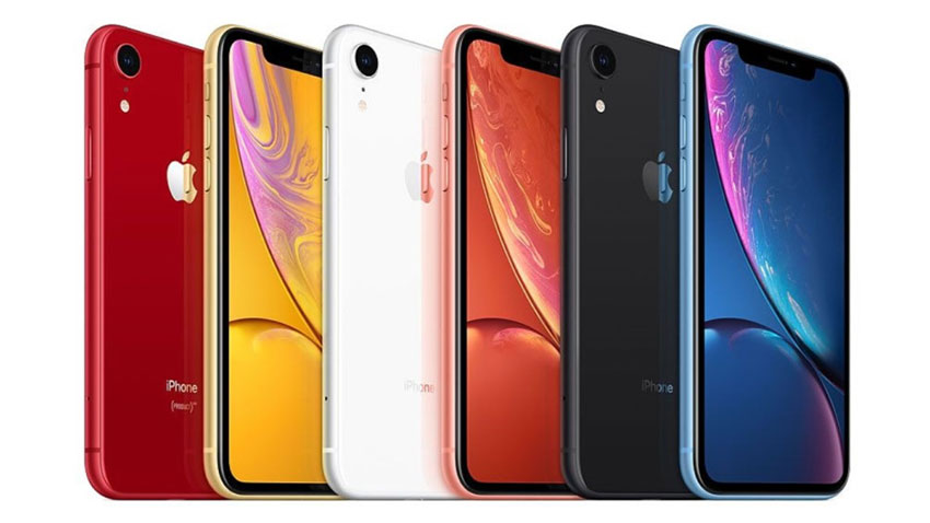 Yeni Nesil iPhone Renk Seçenekleri 1
