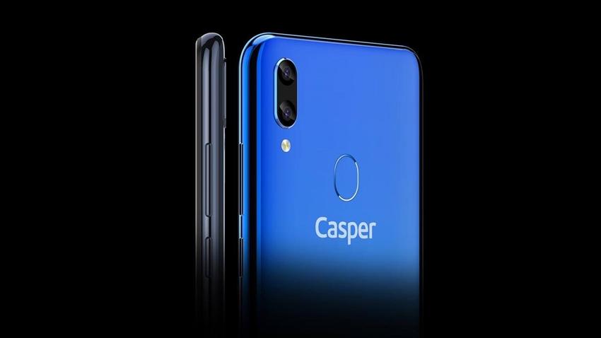 Casper VIA G4 Satışa Sunuldu! İşte Özellikleri ve Fiyatı