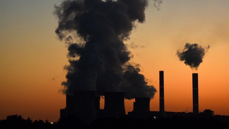 karbondioksit oranı