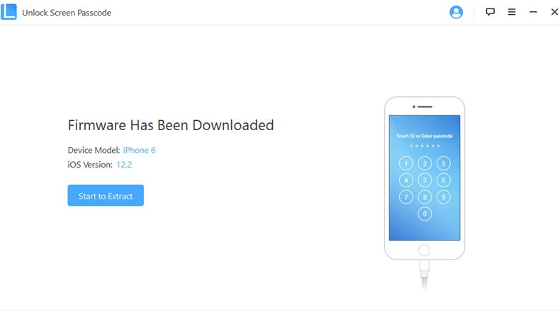 Unlock Screen passcode 3