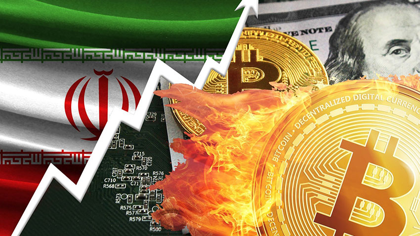İran Camilerde Bitcoin Madenciliği 1
