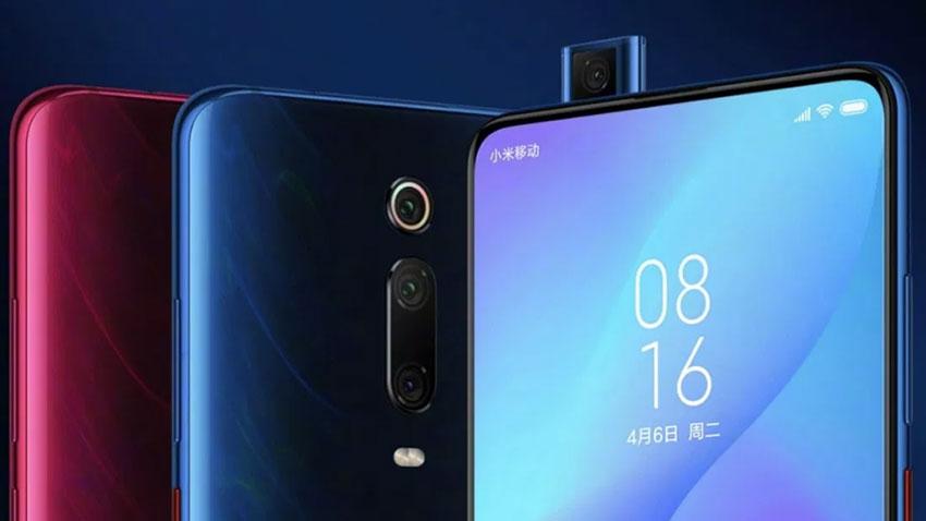 Xiaomi Mi 9T Çentiksiz Telefon