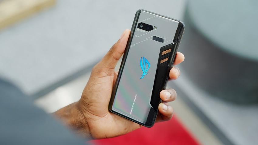 ASUS ROG Phone 2'de Tencent'in İmzası Olacak
