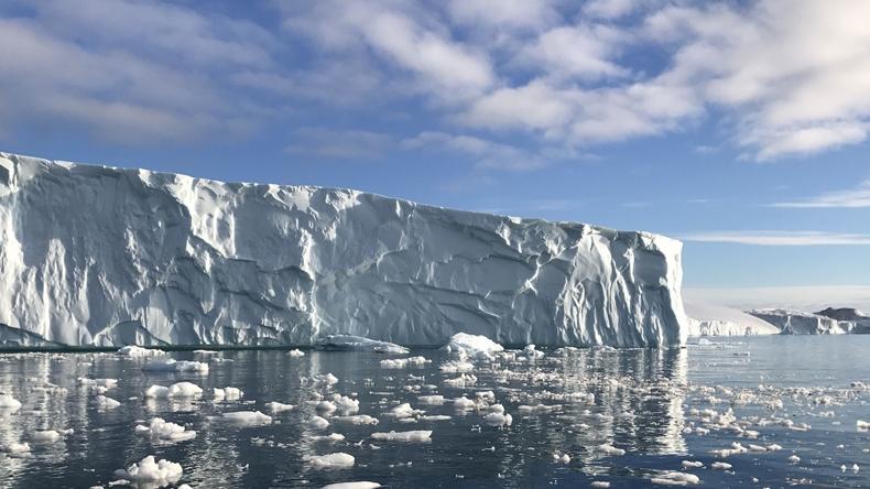 grönland iklim değişikliği