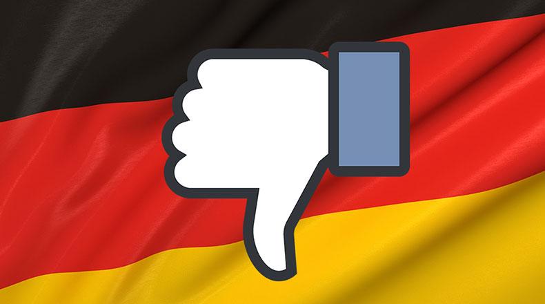 Almanyadan Facebook Cezası 2