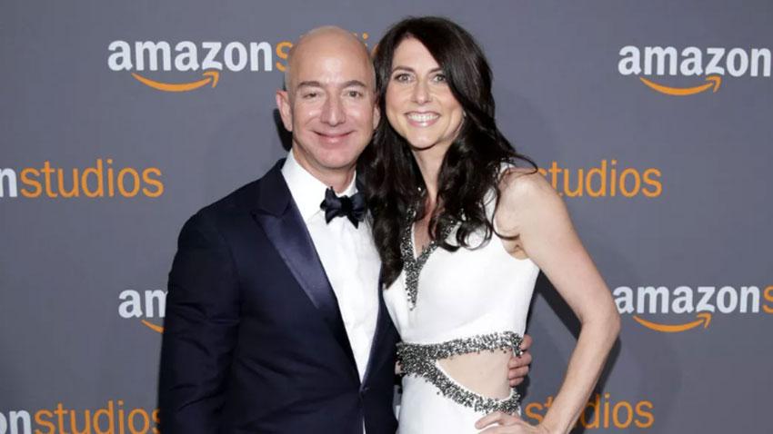 Amazon Jeff Bezos Boşanma Davası