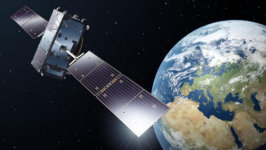 Avrupa Birliği GPS Uyduları