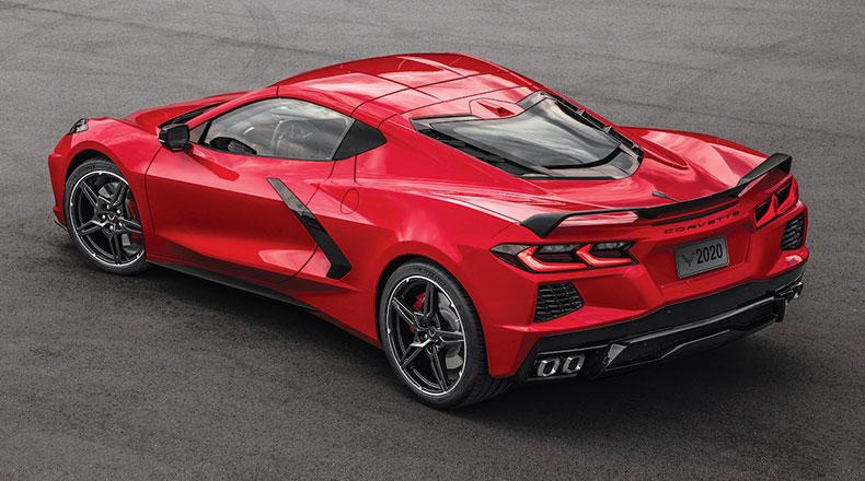 Chevrolet 2020 Corvette Stingray 2