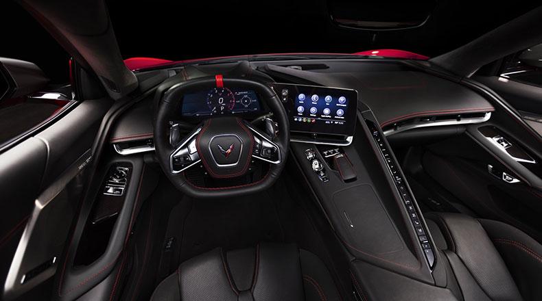 Chevrolet 2020 Corvette Stingray 3