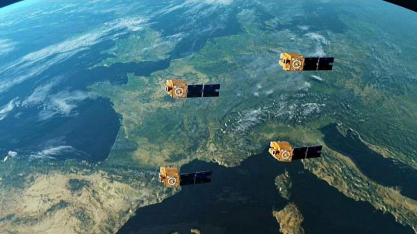 Fransa Uzay Uyduları Lazer Silahı