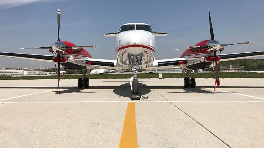 Hava Fotoğrafı Çekim Uçakları 1