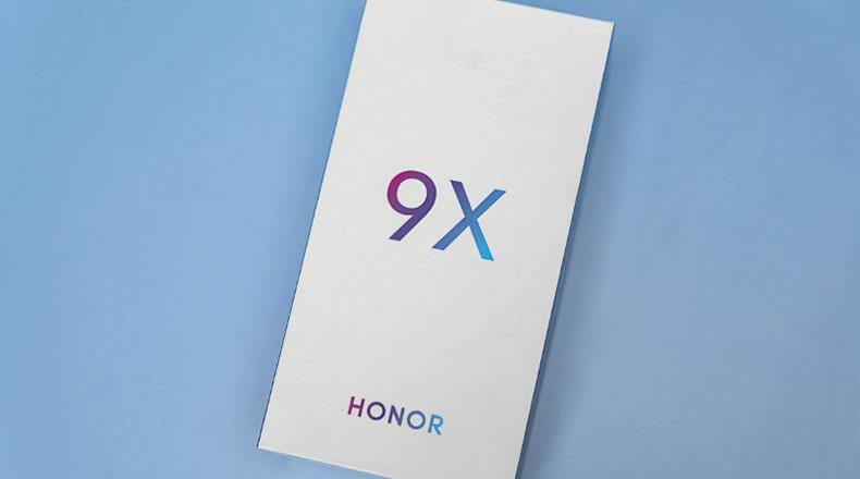 Honor 9X Resmi Görsel 3