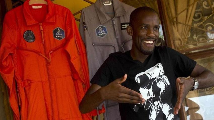İlk Afrikalı Astronot Olacaktı
