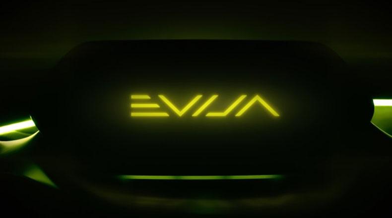 Lotus Elektrikli Otomobil Evija 2