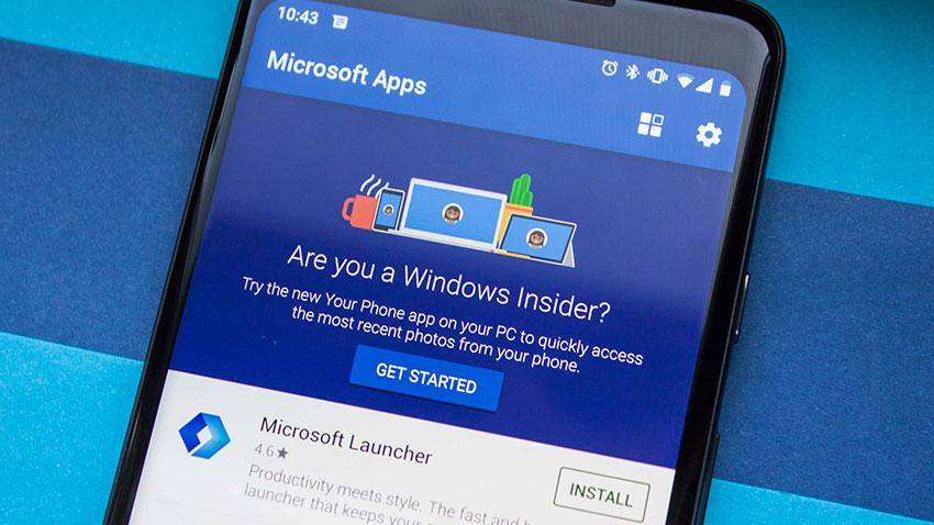 Microsoft Your Phone Uygulaması 1