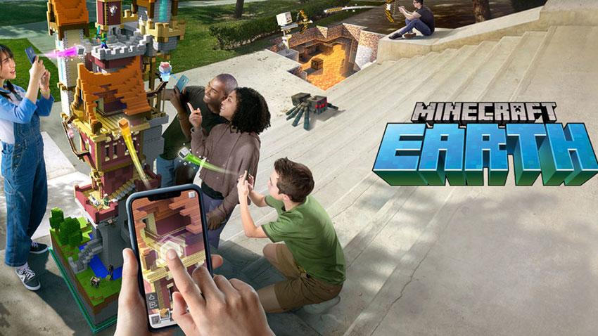 Minecraft Earth Kapalı Beta