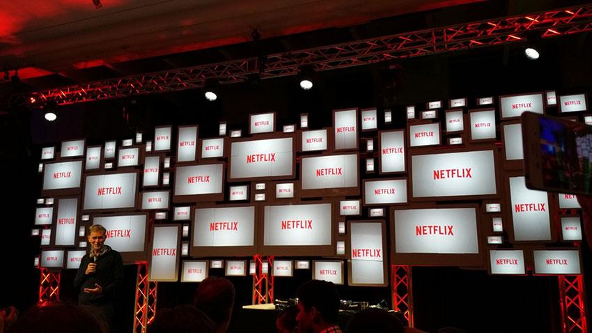 Netflix Hisseleri Düştü