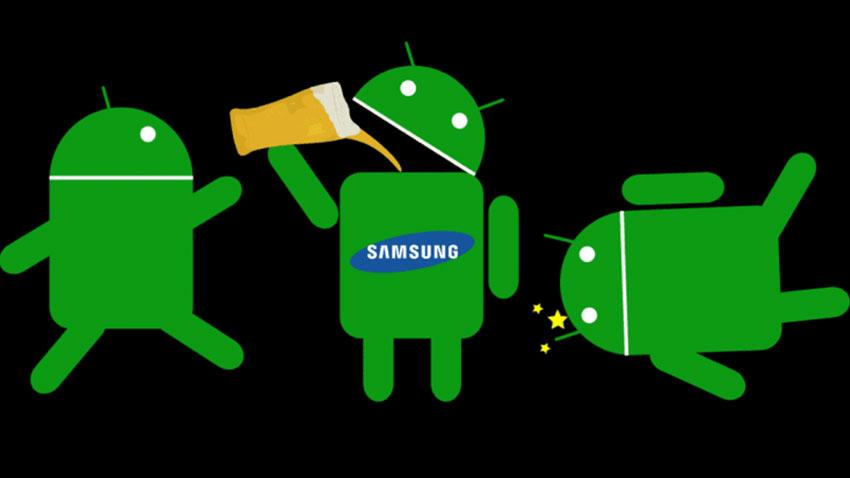 Sahte Samsung Güncellemeleri Uygulaması 1