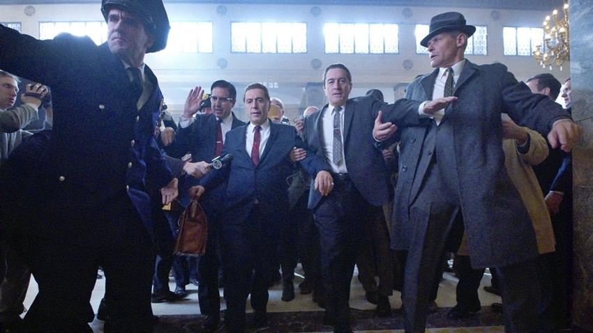 Al Pacino ve Robert De Niro'lu The Irishman, 27 Eylülde Görücüye Çıkıyor