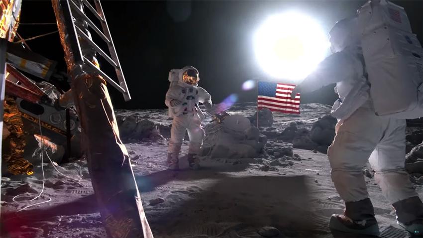 Apollo 11 Görevini Anlatan Apple Dizisi For All Mankind'dan İlk Fragman