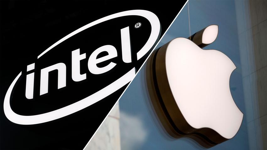Apple, Intel'in Mobil Modem Birimini 1 Milyar Dolara Satın Aldı