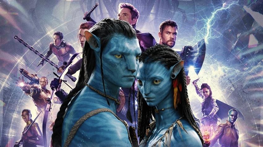 Avatar'ı Geçen Avengers Endgame, Tüm Zamanların En Çok Hasılat Toplayan Filmi Oldu
